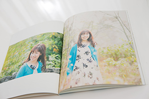 写真集イマージュ(生成りソフトタイプ)