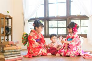 1歳女児袴