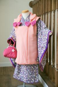 3歳紫小花